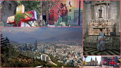 Day 2: Saturday, February 17th, Santiago, Chile