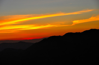 Chile Cordillera