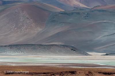 Salar de Aguas Calientes, Antofagasta