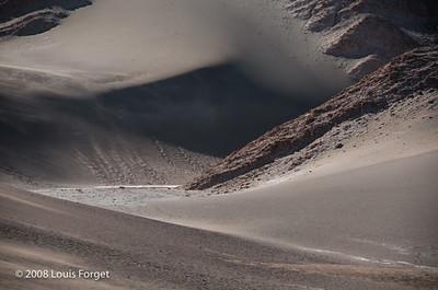 Valle de la Luna, Antofagosta