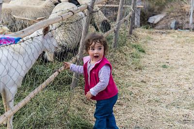 Valentina in Los Andes