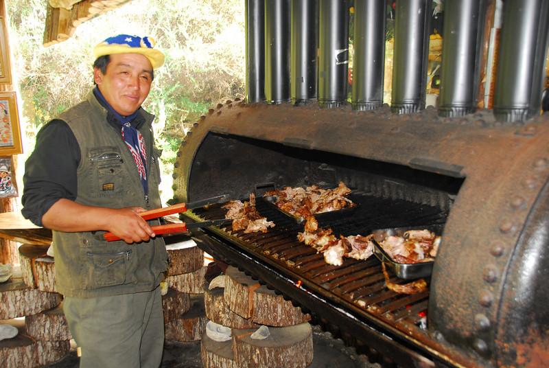 Patagonia Feb. 2011-Fitz Roy Ranch