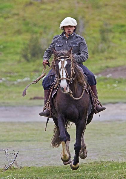 Chilean gaucho.