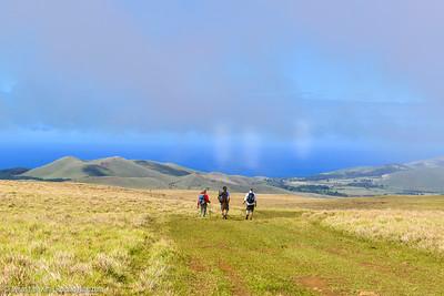Hiking Terevaka