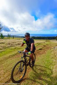 Biking in Terevaka