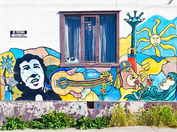 Punta Arenas, Chile 2011
