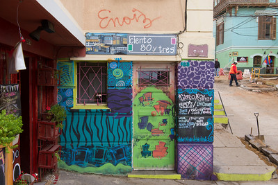 valparaiso doorway