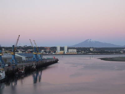 Port of Puerto Montt