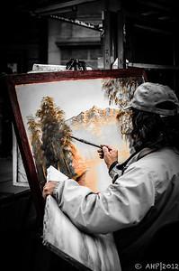 Artist @ Work