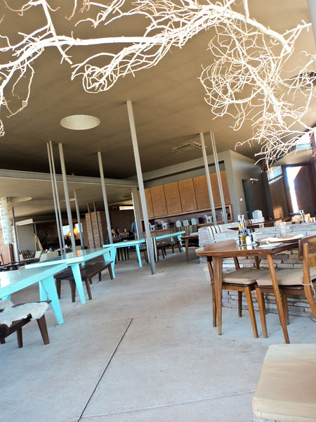 Tierra Atacama dining room 2