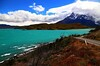 CHI- Lago Pehoe and Cerro Grande -IMG_3096sm
