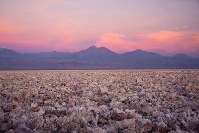 Tierra Atacama salar