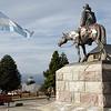 Monument to Julio A. Roca, Bariloche, Argentina