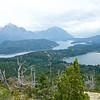 View from Cerro Campanario, Bariloche, Argentina
