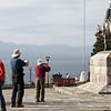 Statue of Julio A. Roca, Bariloche, Argentina