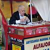 Snack Kiosk Sunday Market, Plaza Francia, Buenos Aires