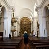 Interior View of Basilica de Nuestra Señora del Pilar, Buenos Aires