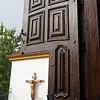 Wooden Door, Basilica de Nuestra Señora Del Pilar, Buenos Aires