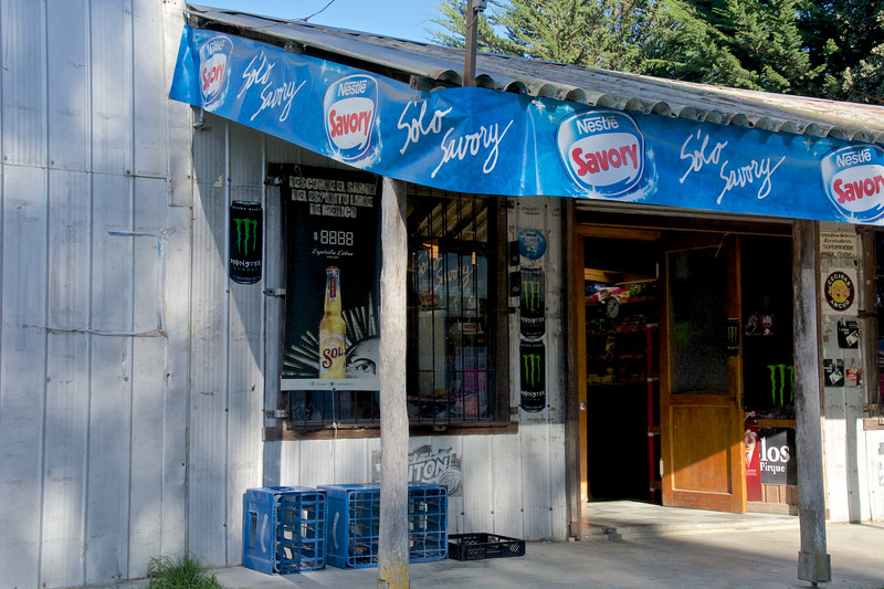 Grocery Store, Pargua, Chile