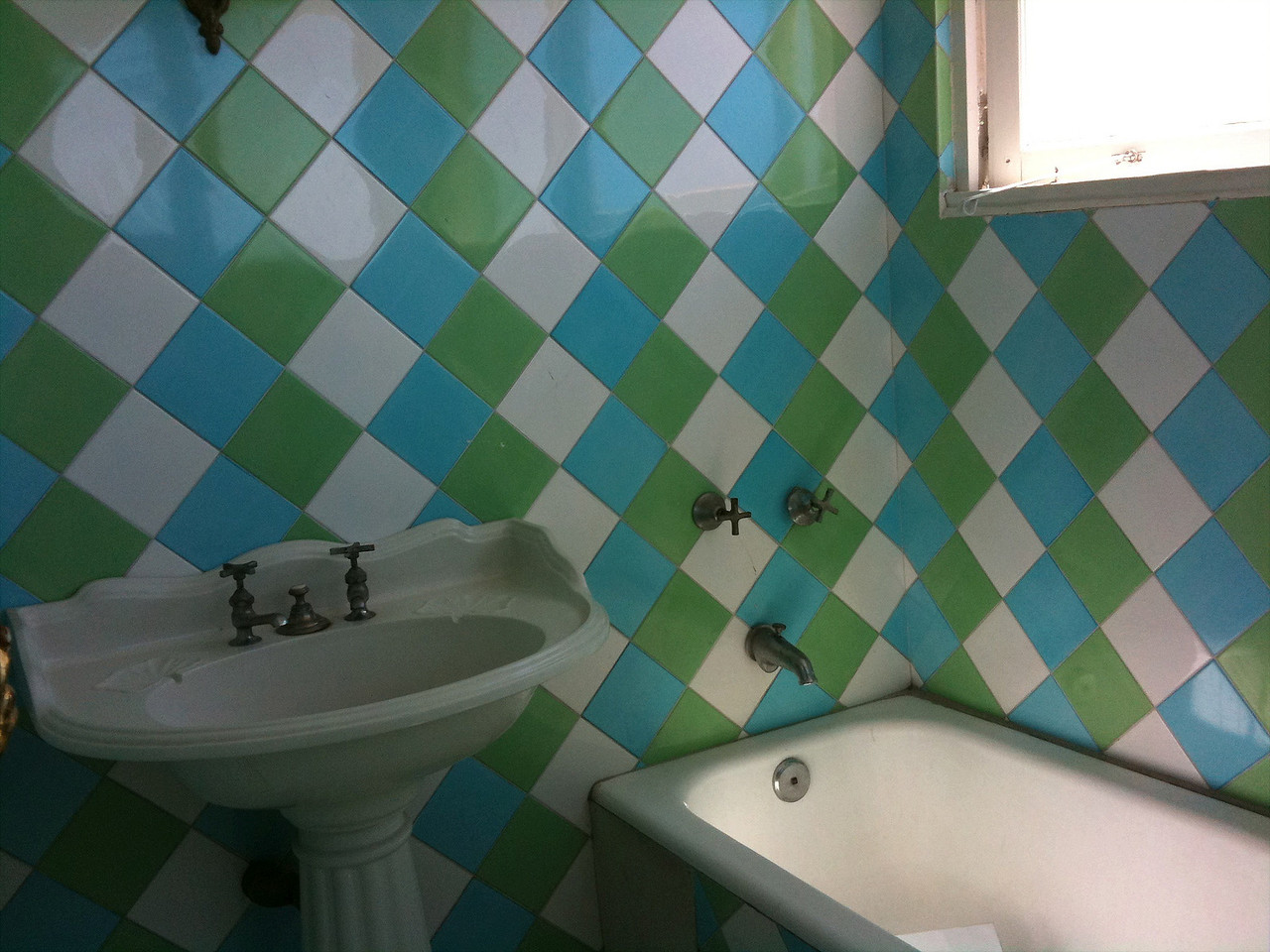 Pablo Neruda's bathroom