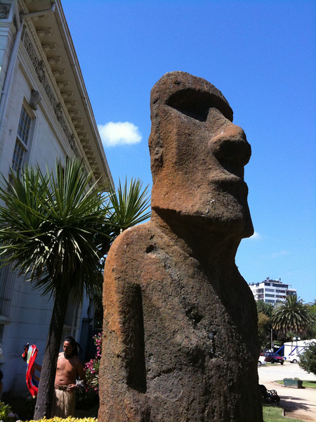 From Easter Island