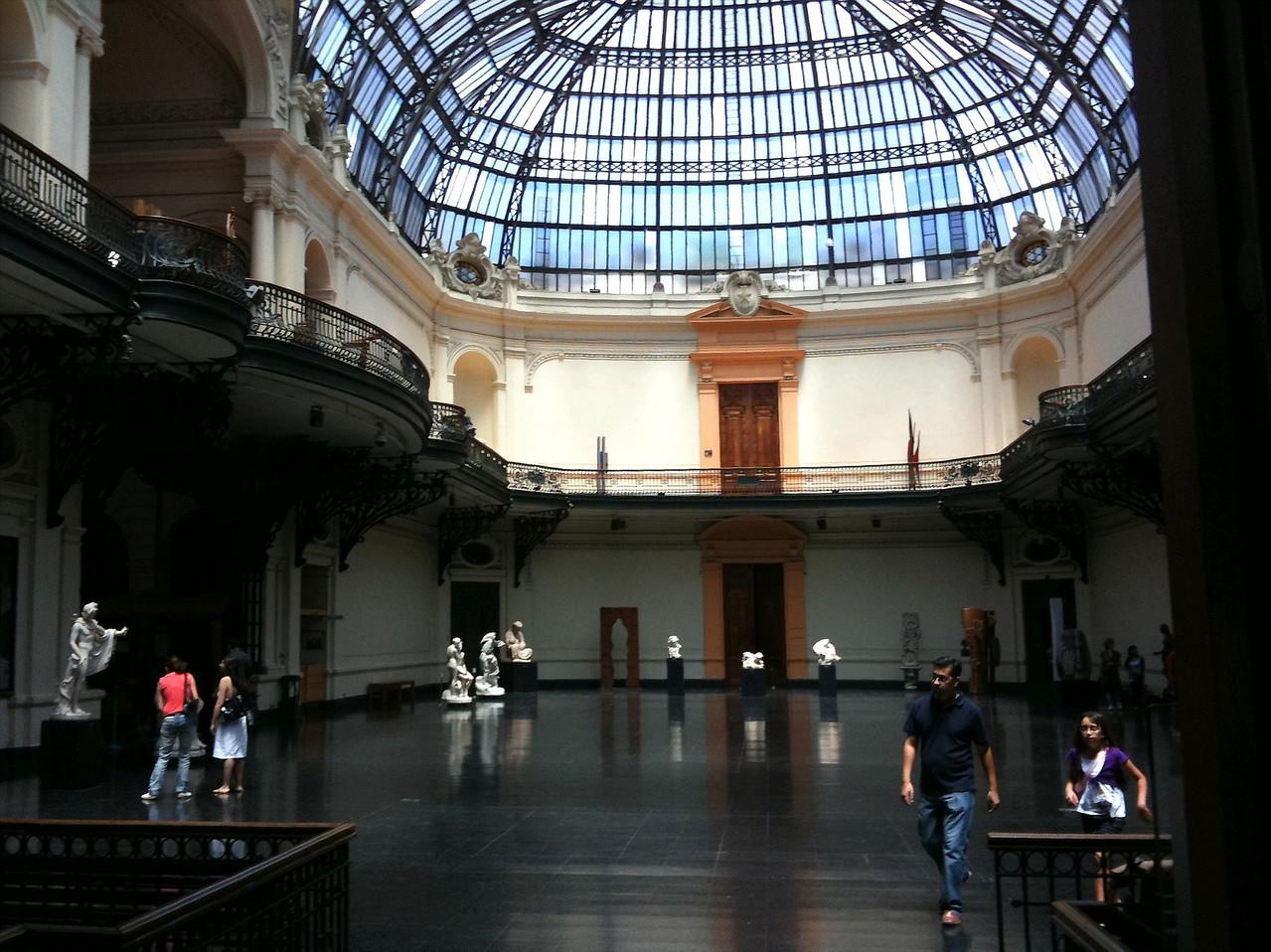 Belles Artes Museum