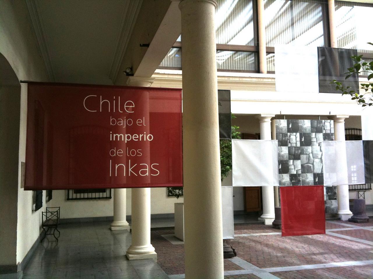 Special exhibit - Inca in Chile