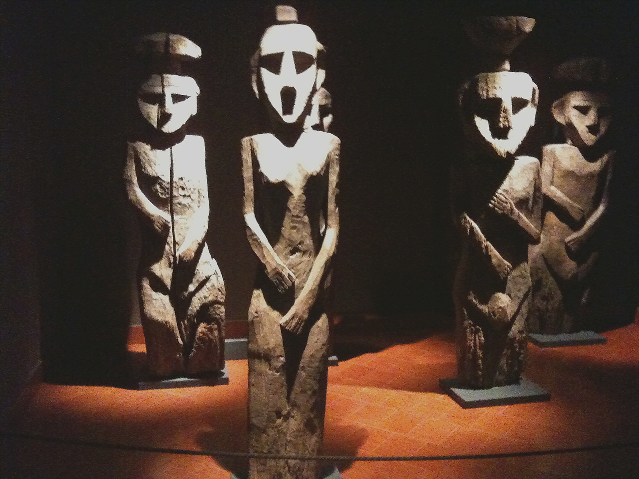 Chlean grave markers