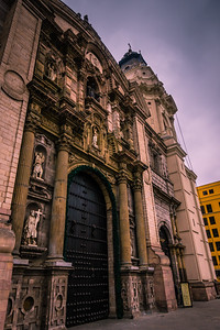 The Cathedral of Lima