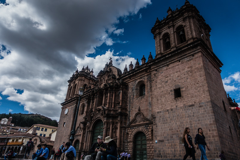 Basilica Cathedral, Cusco