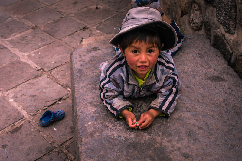 Little Peruvian Boy