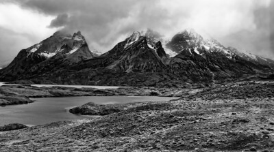 Near Torres Del Paine, Chile