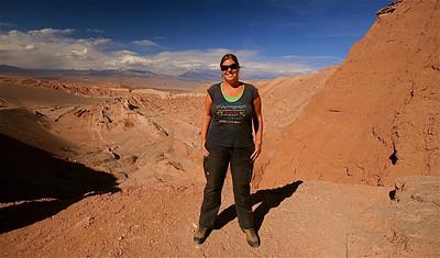 Valle de la Muerte, Cordillera de la Sal. Desierto de Atacama, Chili.