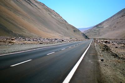 Iquique to Arica