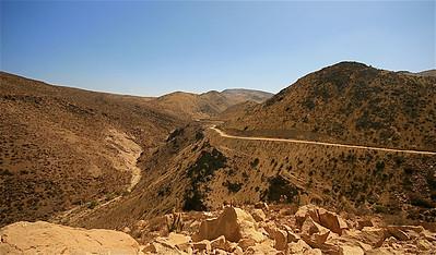 Ruta Antakari, Pre-Cordilleria. Chili.