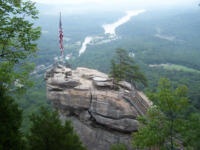 Chimney Rock, NC - 3 Sept. '06