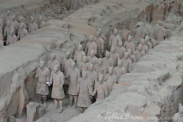 Terracotta Warriors - Xian