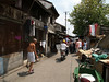 A busy shopping street! (Wuxi)