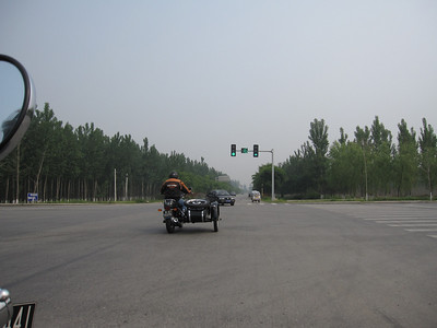 china MC ride 2010