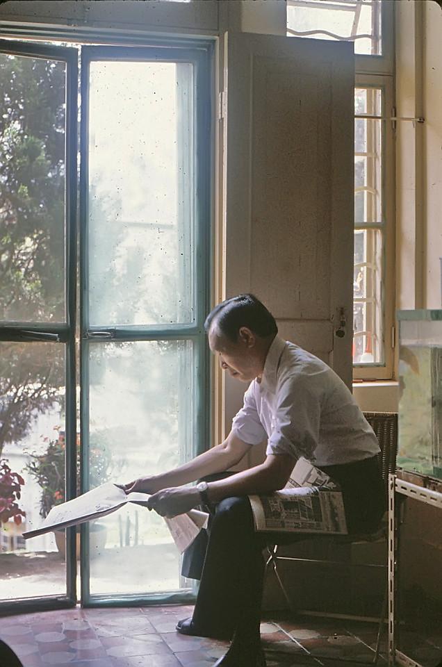 Mr. Ling, Sha Tin, Hong Kong