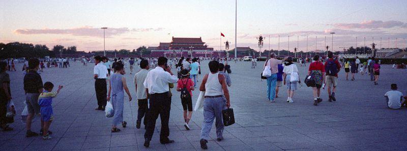 Tiananmenplein
