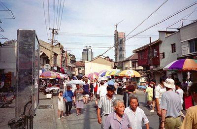 Oude stad Shanghai