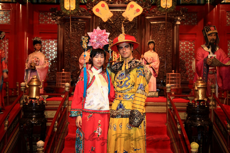 Kambiz Emperor, and Yanhua Qeen ;)