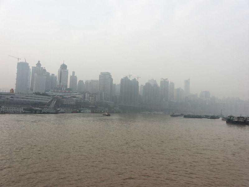 Chongqin - Yangzi River