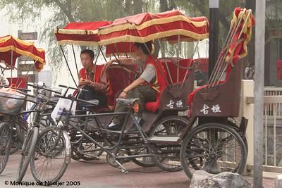 Hutongtour in Beijing.