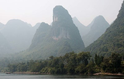 Li River cruise, China