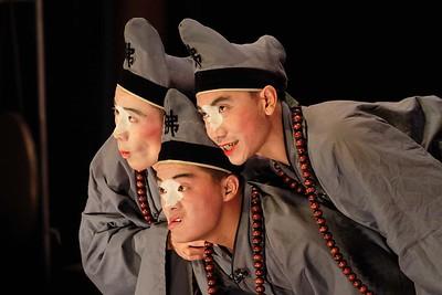 Confucian Temple show