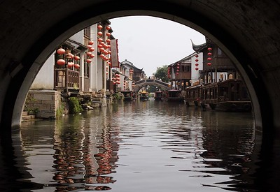 Suzhou: on the canal