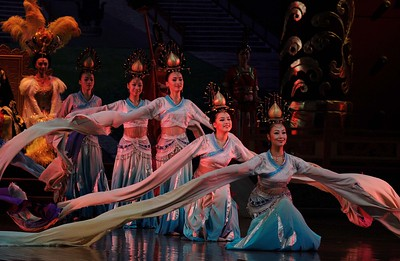 Shaanxi Grand Opera Opera House
