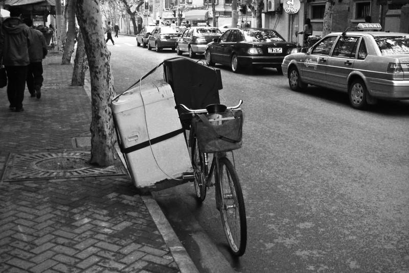 Transport Strategies, Shanghai